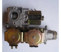 Газовый клапан на NovaTec АГД 18